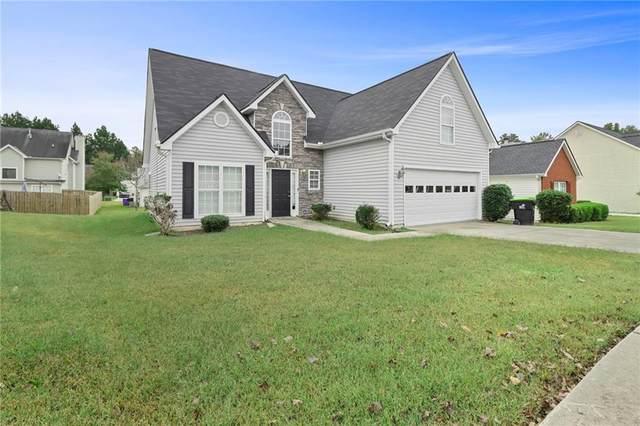 204 Hill Pine Drive, Fairburn, GA 30213 (MLS #6955952) :: Path & Post Real Estate