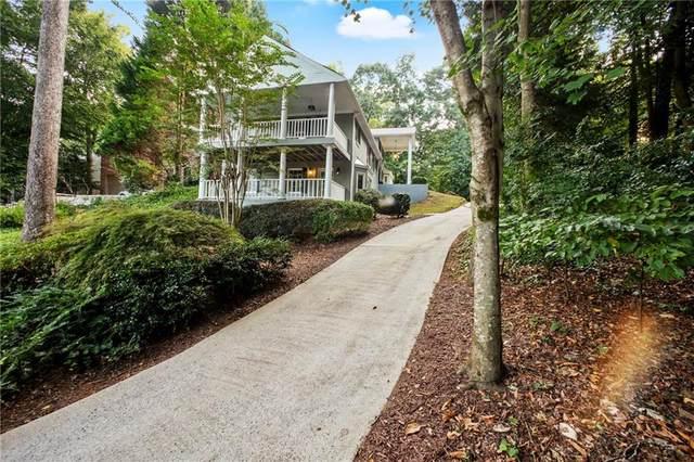 1066 Tennyson Place NE, Brookhaven, GA 30319 (MLS #6956131) :: Rock River Realty