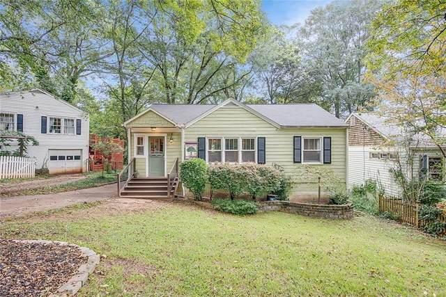 308 Greenwood Avenue, Decatur, GA 30030 (MLS #6956247) :: Lantern Real Estate Group