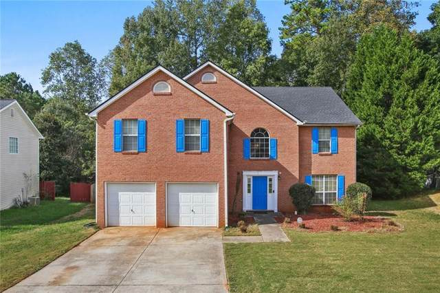 12327 Molly Sue Lane, Fayetteville, GA 30215 (MLS #6956350) :: North Atlanta Home Team