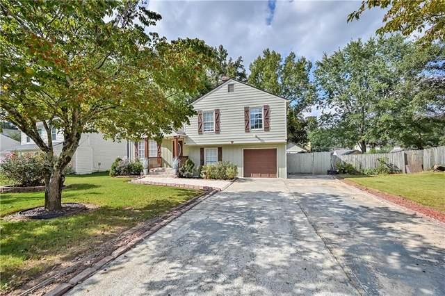 1622 Black Hickory Place, Norcross, GA 30093 (MLS #6956378) :: Virtual Properties Realty