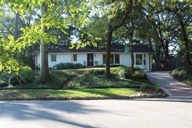 1755 Harper Street NW, Atlanta, GA 30318 (MLS #6956431) :: The Kroupa Team | Berkshire Hathaway HomeServices Georgia Properties