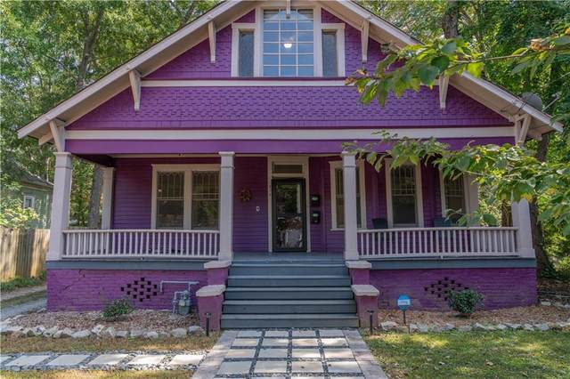 373 Oakdale Road NE, Atlanta, GA 30307 (MLS #6956469) :: The Kroupa Team | Berkshire Hathaway HomeServices Georgia Properties