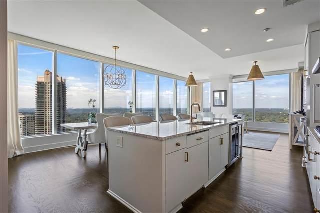 3630 Peachtree Road NE #2407, Atlanta, GA 30326 (MLS #6956485) :: Lantern Real Estate Group