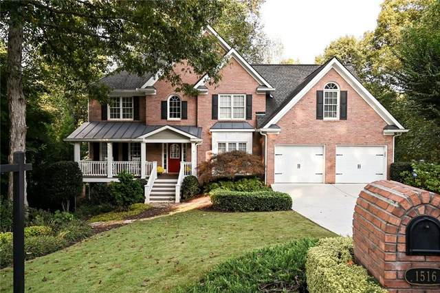 1516 Barksdale Court NW, Kennesaw, GA 30152 (MLS #6956955) :: North Atlanta Home Team