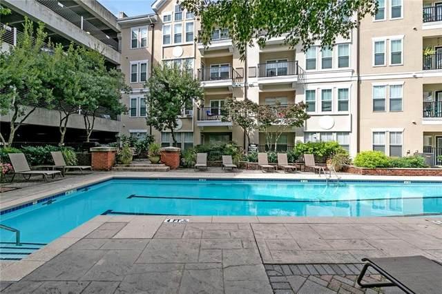 1850 Cotillion Drive #4118, Atlanta, GA 30338 (MLS #6957035) :: Tonda Booker Real Estate Sales