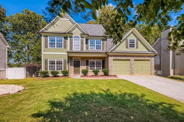 4982 Newpark Lane NW, Acworth, GA 30101 (MLS #6957211) :: North Atlanta Home Team