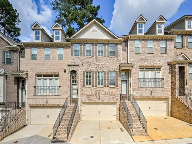 1376 Doublegate Drive NE #4, Brookhaven, GA 30319 (MLS #6957231) :: North Atlanta Home Team