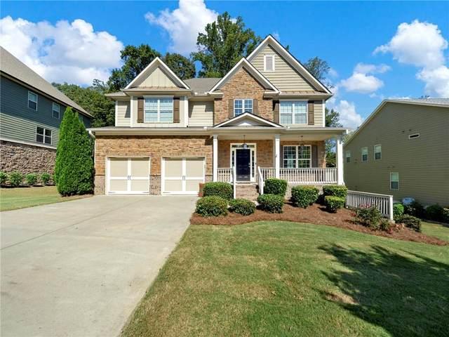 7429 Mockingbird Lane, Flowery Branch, GA 30542 (MLS #6957313) :: Path & Post Real Estate