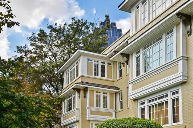 18 Peachtree Circle #6, Atlanta, GA 30309 (MLS #6957315) :: Cindy's Realty Group