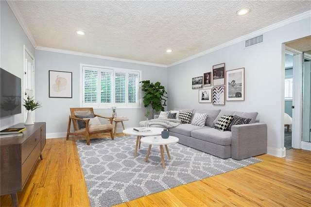 1822 N Rock Springs Road NE #17, Atlanta, GA 30324 (MLS #6957331) :: The Kroupa Team | Berkshire Hathaway HomeServices Georgia Properties