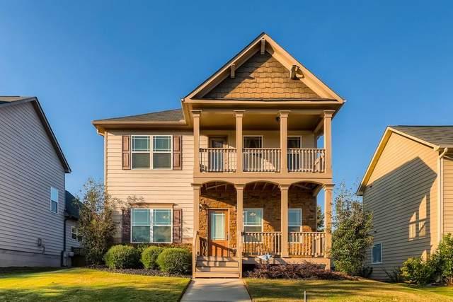 317 Argyle Court, Canton, GA 30115 (MLS #6957333) :: North Atlanta Home Team