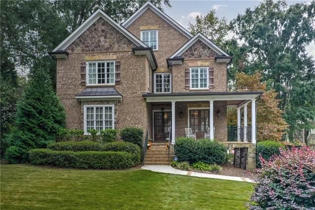 75 Spruell Springs Road, Atlanta, GA 30342 (MLS #6957411) :: Virtual Properties Realty