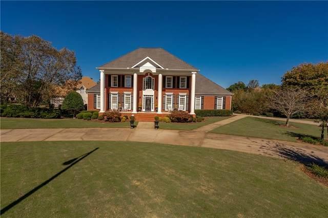 4012 Hickory Fairway Drive, Woodstock, GA 30188 (MLS #6957489) :: North Atlanta Home Team