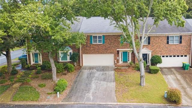 5908 Princess Lane, Peachtree Corners, GA 30092 (MLS #6957498) :: Rock River Realty