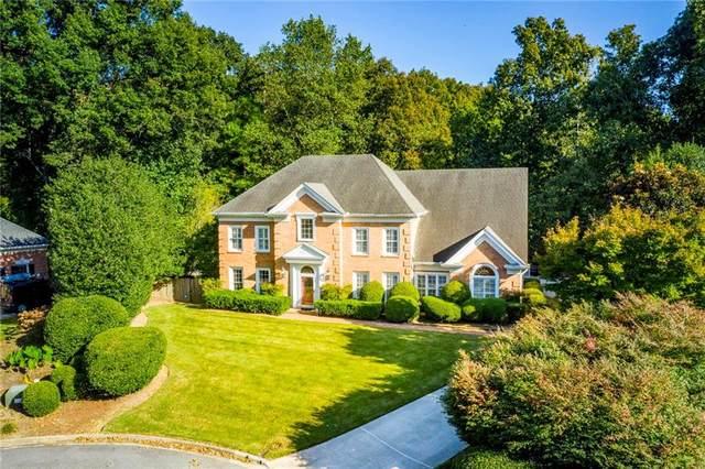 120 View Hill Court, Sandy Springs, GA 30350 (MLS #6957509) :: North Atlanta Home Team