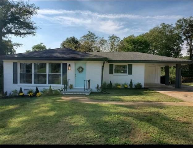 2197 Wallingford Drive, Decatur, GA 30032 (MLS #6957671) :: North Atlanta Home Team