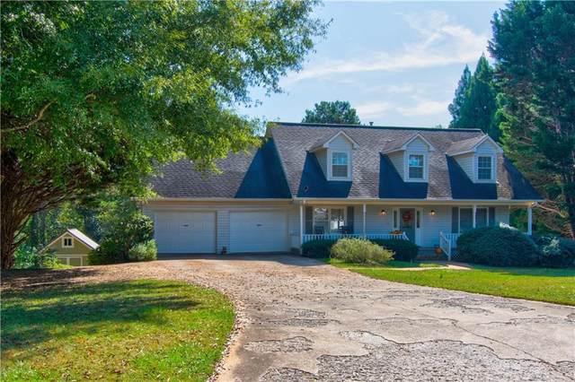 45 Highland Road S, Dahlonega, GA 30533 (MLS #6957819) :: North Atlanta Home Team