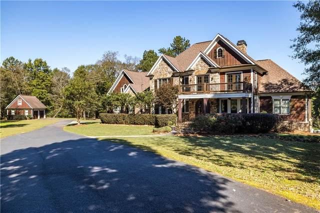 35 Riverwood Cove, Kingston, GA 30145 (MLS #6958016) :: North Atlanta Home Team