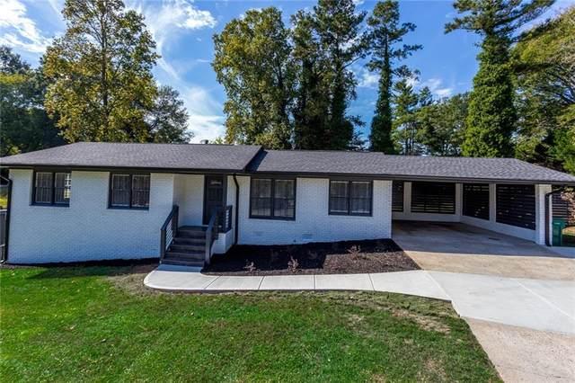 3754 N Cooper Lake Road SE, Smyrna, GA 30082 (MLS #6958099) :: North Atlanta Home Team