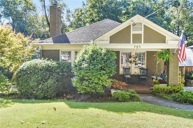 705 Martina Drive, Atlanta, GA 30305 (MLS #6958172) :: Virtual Properties Realty