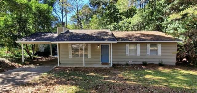 8443 N Pond Drive, Riverdale, GA 30274 (MLS #6958177) :: Thomas Ramon Realty