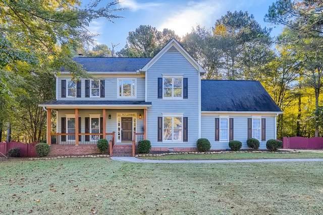 410 Holly Grove Church Road, Peachtree City, GA 30269 (MLS #6958186) :: Dillard and Company Realty Group