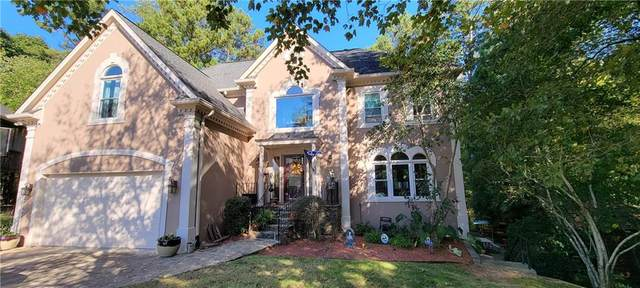 3814 Meandering Way SW, Lilburn, GA 30047 (MLS #6958321) :: North Atlanta Home Team