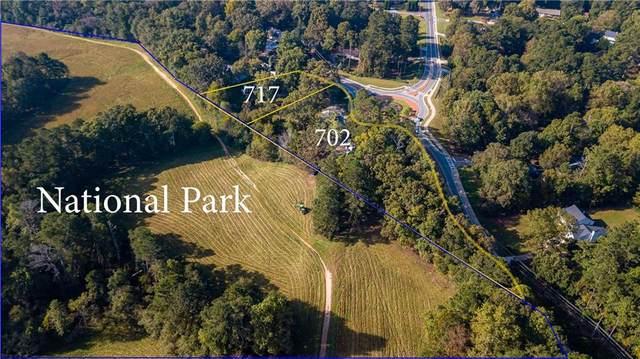 702 Cheatham Hill Road SW, Marietta, GA 30064 (MLS #6958370) :: North Atlanta Home Team