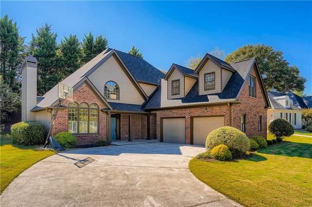 1310 Briers Creek Drive, Alpharetta, GA 30004 (MLS #6958432) :: North Atlanta Home Team