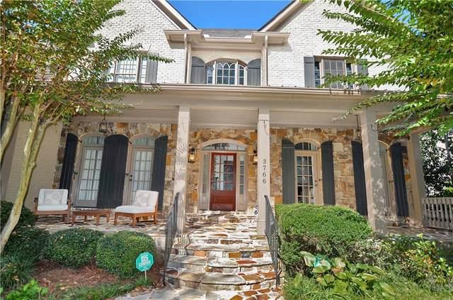 3766 Ivy Road, Atlanta, GA 30342 (MLS #6958532) :: Path & Post Real Estate