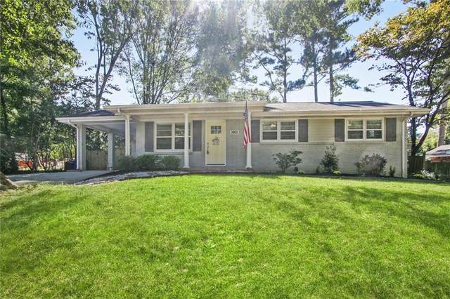 3055 Hudson Woods Court, Decatur, GA 30033 (MLS #6958686) :: Rock River Realty