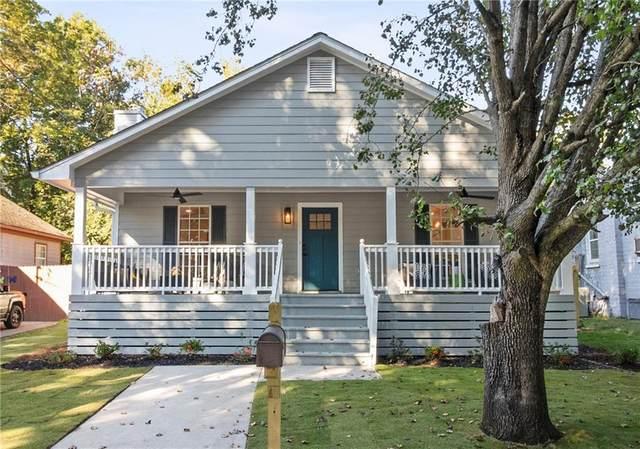 707 Martin Street SE, Atlanta, GA 30315 (MLS #6958709) :: The Kroupa Team | Berkshire Hathaway HomeServices Georgia Properties