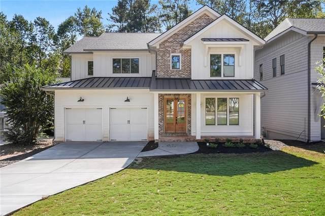 1272 Hayes Drive SE, Smyrna, GA 30080 (MLS #6958710) :: Maria Sims Group