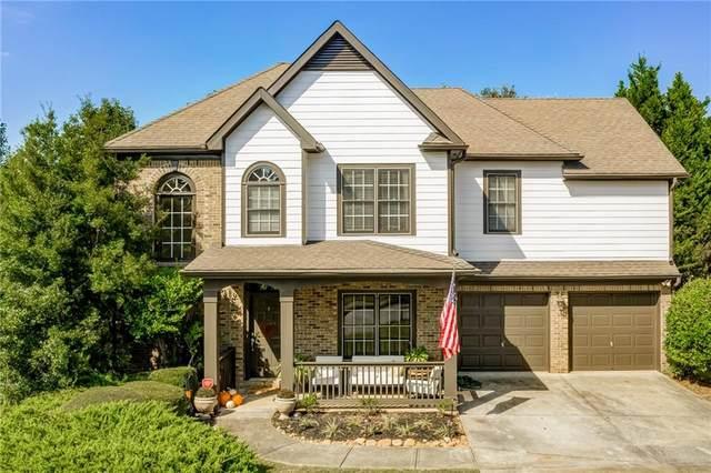 168 Mountain Vista Boulevard, Canton, GA 30115 (MLS #6958836) :: The Kroupa Team | Berkshire Hathaway HomeServices Georgia Properties