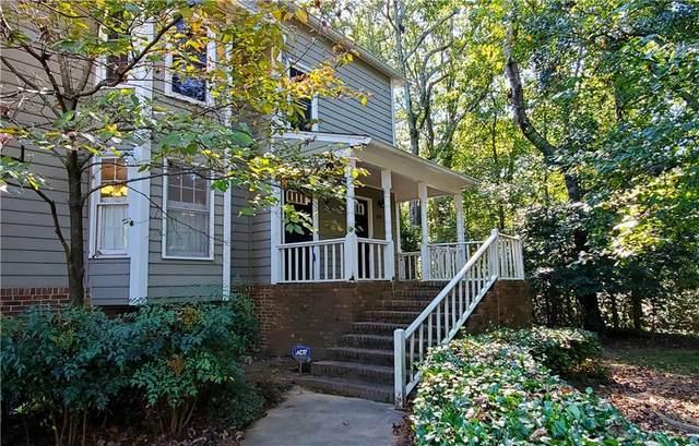 1387 Oakridge Circle, Decatur, GA 30033 (MLS #6958912) :: Path & Post Real Estate
