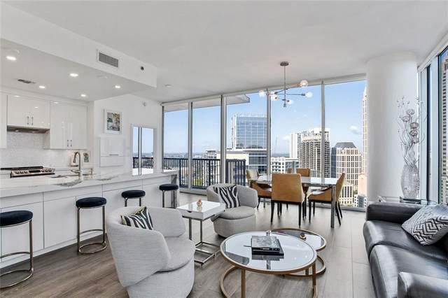 1080 Peachtree Street NE #2302, Atlanta, GA 30309 (MLS #6959129) :: Virtual Properties Realty