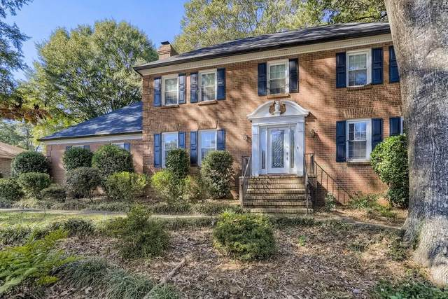 428 William Ivey Road, Lilburn, GA 30047 (MLS #6959174) :: North Atlanta Home Team