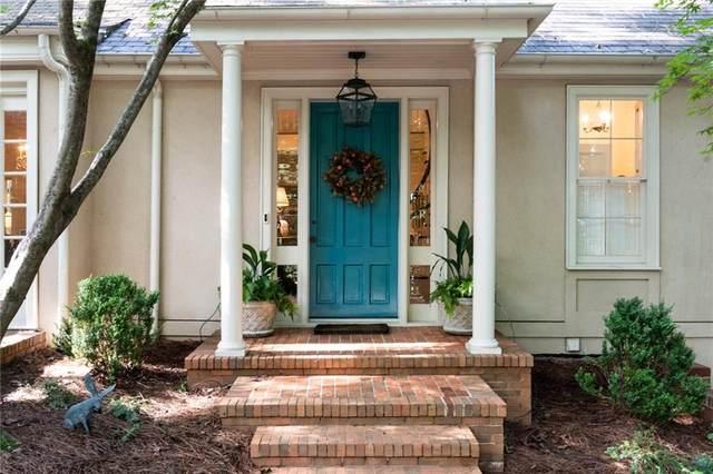 215 Valley Road NW, Atlanta, GA 30305 (MLS #6959244) :: Dillard and Company Realty Group