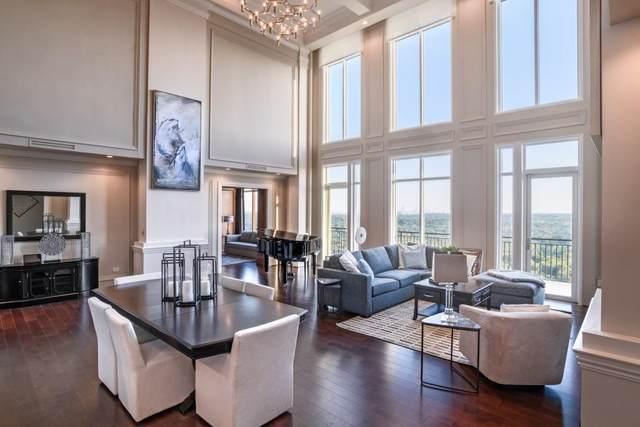 2950 Mount Wilkinson Parkway #1109, Atlanta, GA 30339 (MLS #6959250) :: Dawn & Amy Real Estate Team