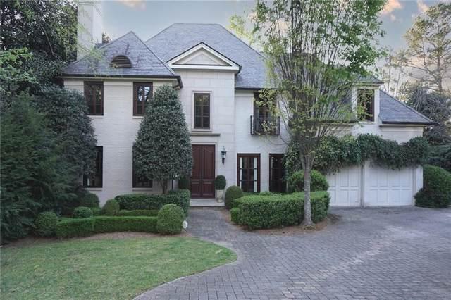 3244 Andrews Court NW, Atlanta, GA 30305 (MLS #6959425) :: Dillard and Company Realty Group