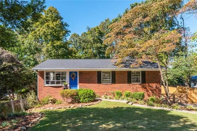 3390 Campbell Road SE, Smyrna, GA 30080 (MLS #6959718) :: North Atlanta Home Team