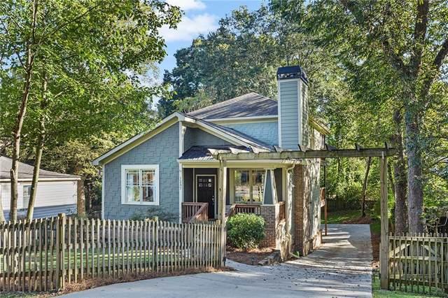 1237 Arkwright Place SE, Atlanta, GA 30317 (MLS #6959784) :: North Atlanta Home Team