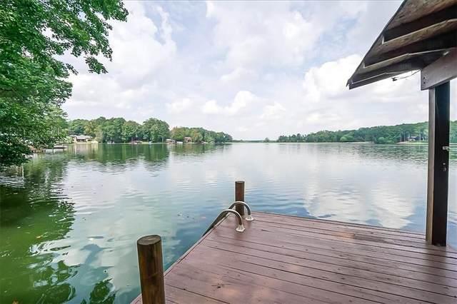 30 Lakeshore Drive, Berkeley Lake, GA 30096 (MLS #6959946) :: Evolve Property Group