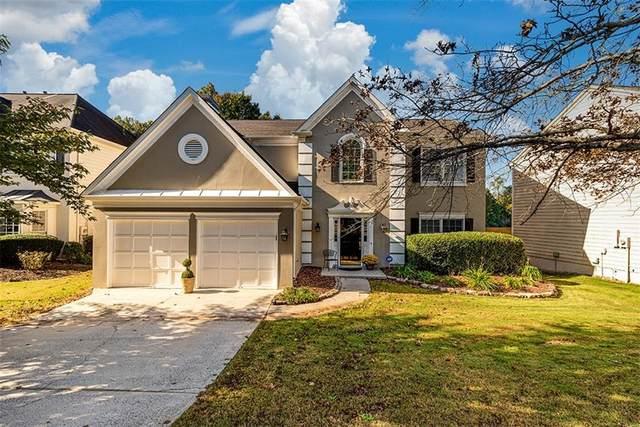 3740 Longlake Drive, Duluth, GA 30097 (MLS #6959992) :: Evolve Property Group