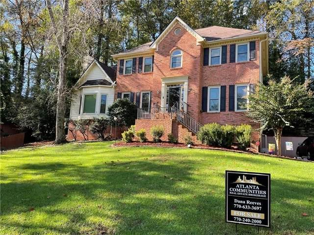 775 Edgewater Lane NW, Kennesaw, GA 30144 (MLS #6960096) :: Virtual Properties Realty