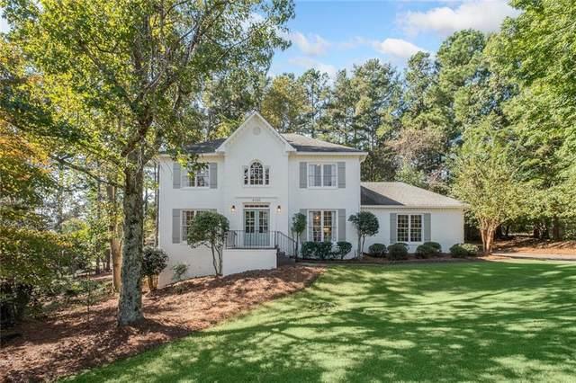 4100 Springwood Place, Marietta, GA 30062 (MLS #6960330) :: The Kroupa Team | Berkshire Hathaway HomeServices Georgia Properties
