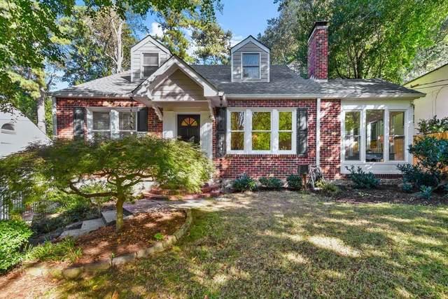 702 Cumberland Road NE, Atlanta, GA 30306 (MLS #6960476) :: Compass Georgia LLC