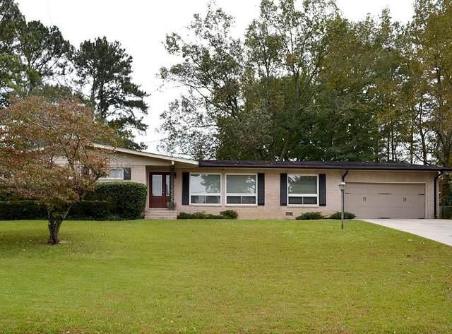2345 Crestknoll Circle, Decatur, GA 30032 (MLS #6960572) :: North Atlanta Home Team