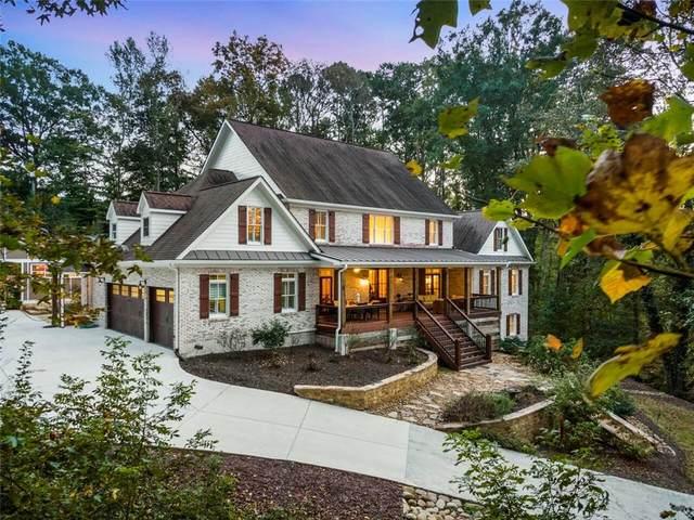 14530 Wood Road, Milton, GA 30004 (MLS #6960735) :: North Atlanta Home Team